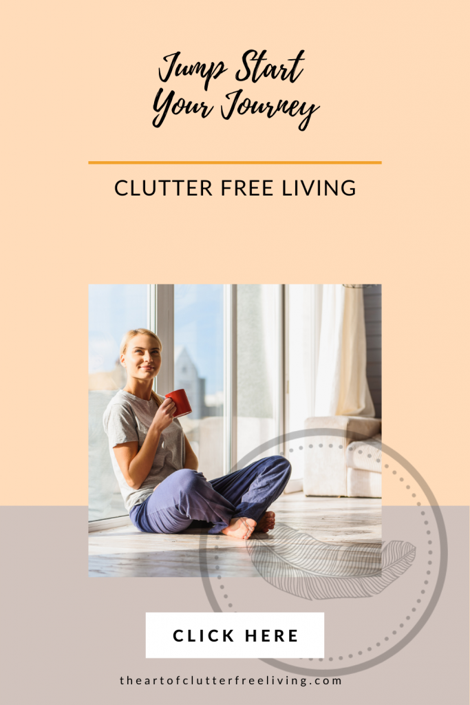 Jump Start Your Journey to Clutter Free Living